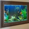 Картина аквариум