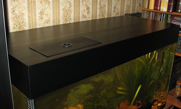 Как сделать крышку на аквариум самому